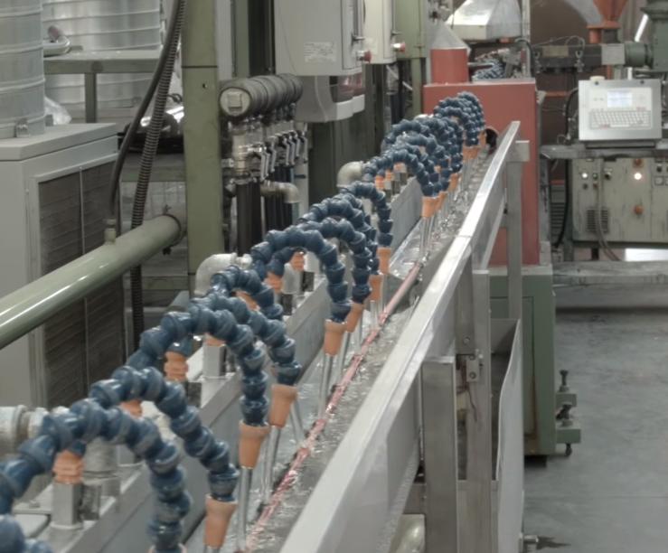 Экструзия промышленных рукавов и шлангов